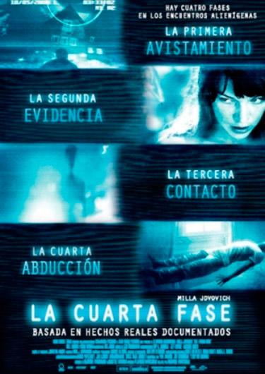 la cuarta fase poster