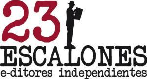 23 ESCALONES, una editorial Fantástica transparente