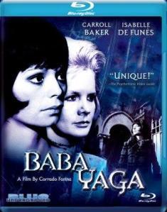 Últimos lanzamientos del sello Blue Underground baba yaga