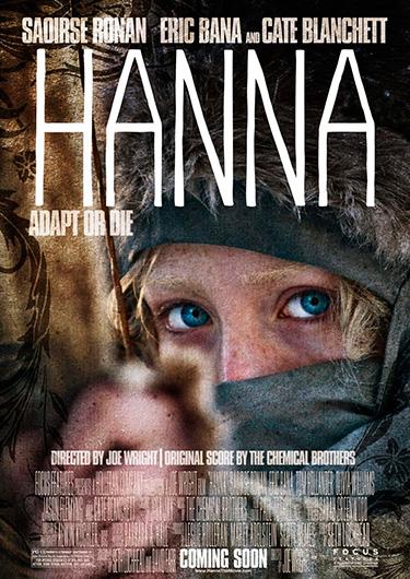 Hanna-Poster  Hanna hanna poster