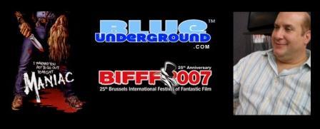 Últimos lanzamientos del sello Blue Underground lustig