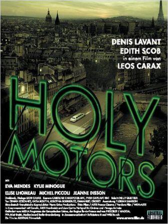 SITGES 2012, Palmarés SITGES 2012, Palmarés holy motors