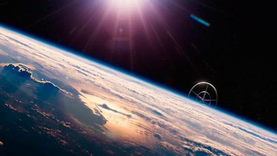 Elysium estación espacial