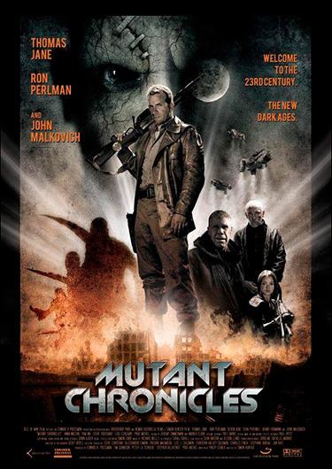 cronicas mutantes poster