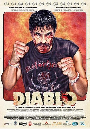 Diablo, una pelicula de nicanor loreti poster