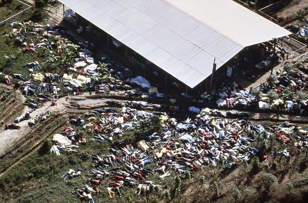 jonestown suicidio  colectivo inducido