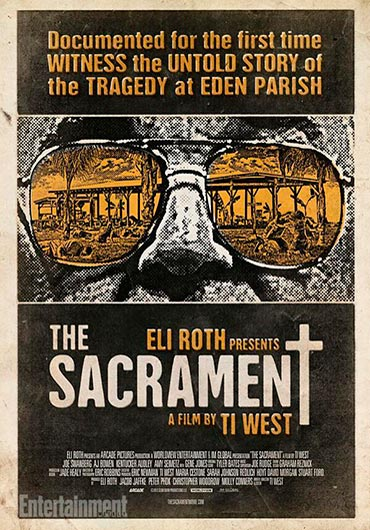 The Sacrament, 2013 poster