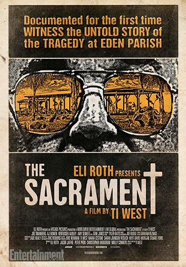 The Sacrament, 2013 poster