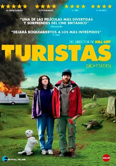 turistas poster dvd
