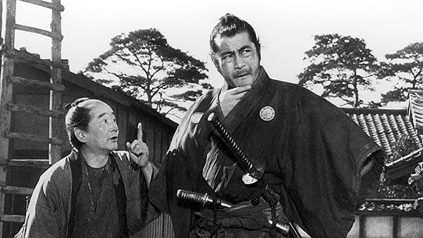 Yojimbo de Akira Kurosawa