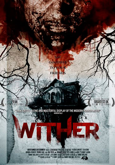 wither posesión infernal poster