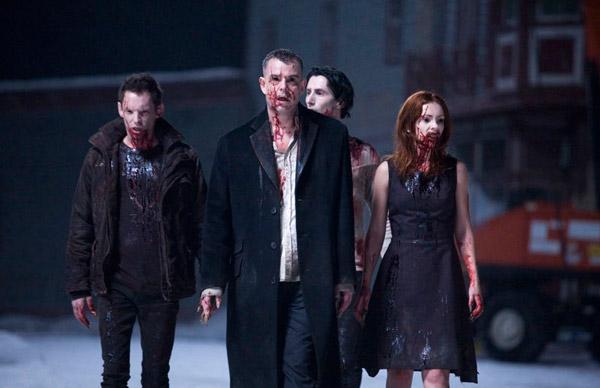 30 dias de oscuridad vampiros