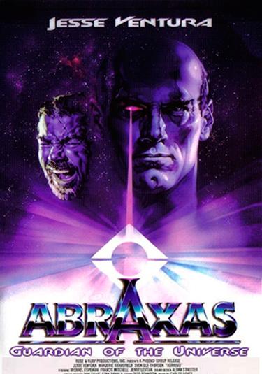 ABRAXAS guardian del universo poster