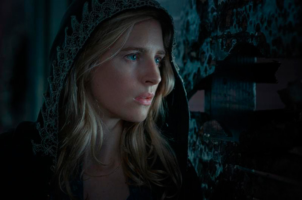 Brit Marling en The East