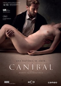 caníbal dvd