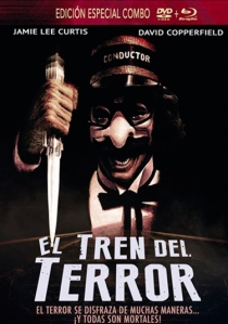 El Tren del Terror Dvd-Bluray