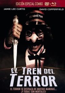 El Tren del Terror Dvd-Bluray