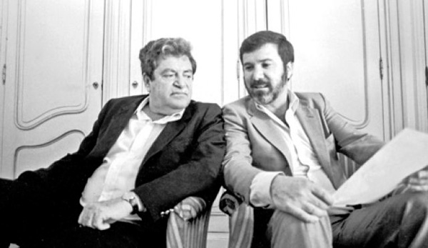 Menahem Golam y Yoran Globus