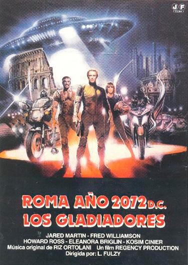 Roma-año-2072-poster gladiadores Roma año 2072 D.C. Los Gladiadores roma ac3b1o 2072 poster